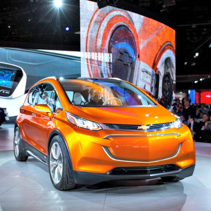 """Chevrolet Bolt, l'elettrica """"a buon mercato"""" si farà"""