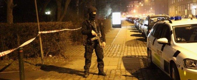 Copenaghen, spari a convegno su Charlie Hebdo. Un morto e tre poliziotti feriti