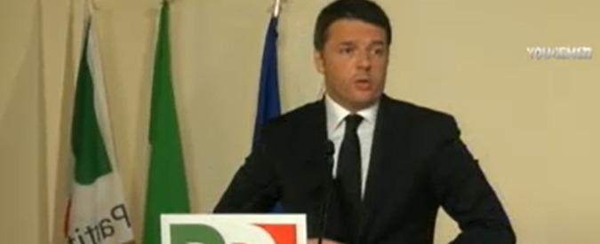 Direzione Pd, Renzi sfida minoranze e opposizioni. Segui la diretta streaming