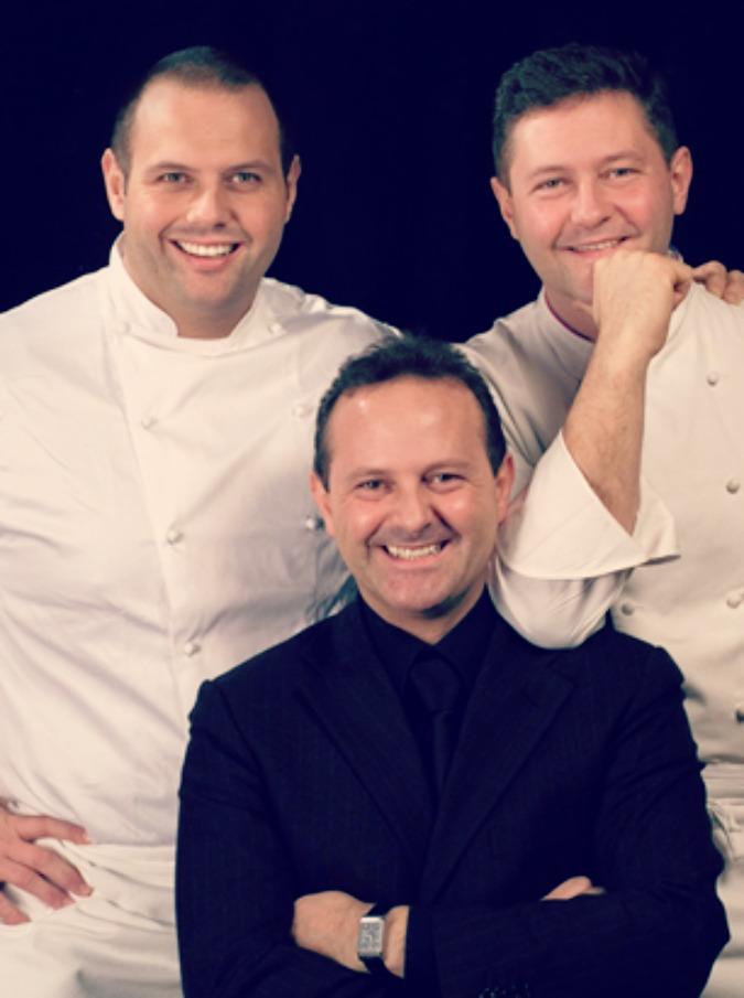 Enrico Cerea, lo chef si racconta. E consiglia una ricetta da 3 stelle Michelin