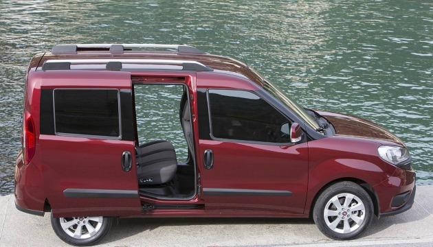 Fiat Doblò porte scorrevoli