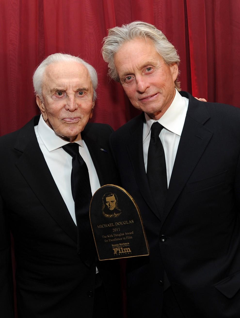 Kirk Douglas Award For Excellence In Film