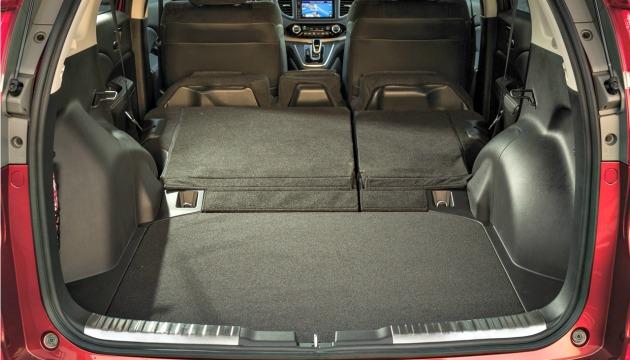 Honda CR-V 2015 bagagliaio