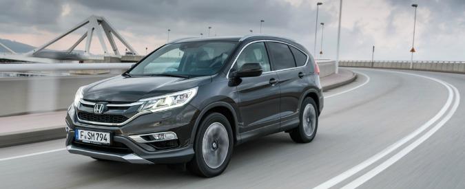 Honda CR-V 2015, prova su strada del Fatto.it – Un nuovo 1.6 diesel