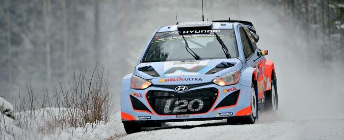 Rally, ha ancora senso investirci? Per Volkswagen, Hyundai e Toyota, sì