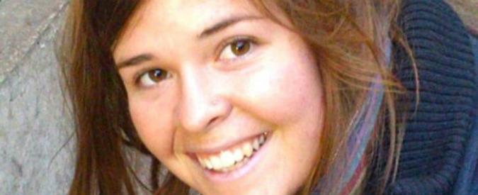 """Isis, Cbs: """"Kayla Jean Mueller data in sposa a uno jihadista prima di morire"""""""