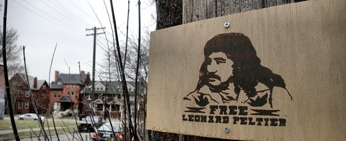 Leonard Peltier, 39 anni in carcere. Bastano?