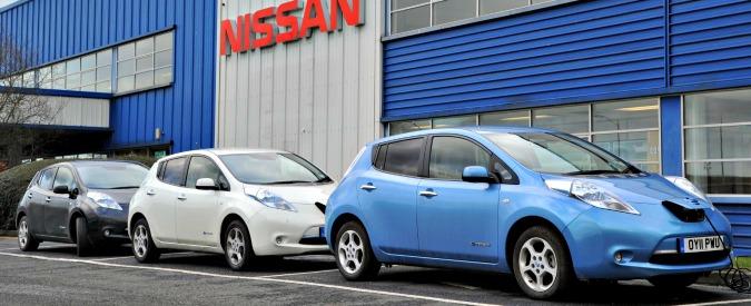Auto elettriche, paradiso Norvegia. Leaf la 'zero emissioni' più venduta in Europa