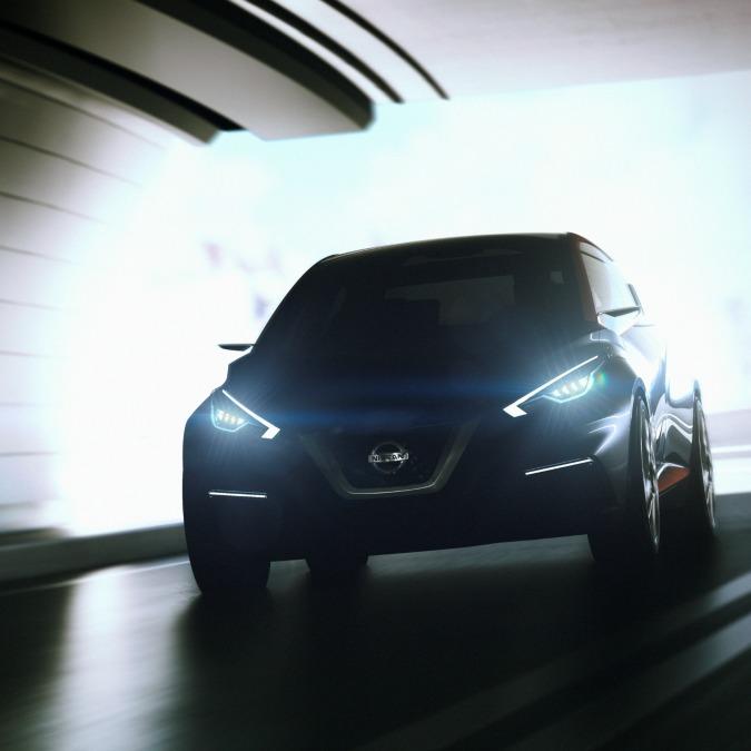Nissan Sway, a Ginevra un assaggio della prossima (più sportiva) Micra