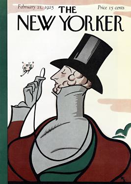 Copertina New Yorker