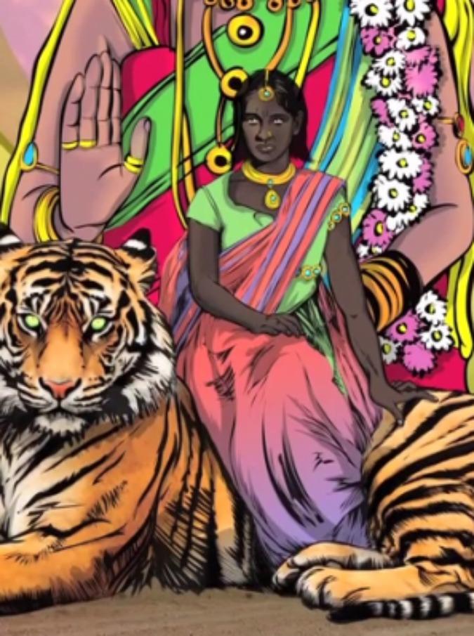 Priya's Shakti, l'eroina dei fumetti indiani: ripudiata dalla sua famiglia lotta contro la società
