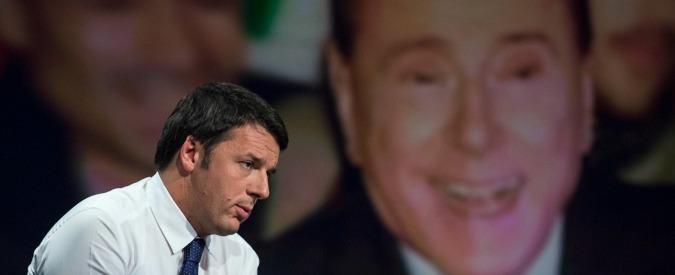 Matteo Renzi, dopo il meeting di Cl il premier va alla festa di Berlusconi