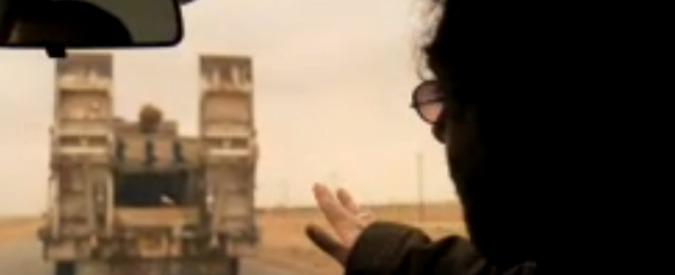 Isis, Luca Bertazzoni in Libia: faccia a faccia con lo Stato Islamico