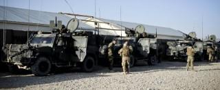 "Afghanistan, inchiesta sui mezzi noleggiati dall'esercito: ""Blindatura più leggera"". Sei ufficiali indagati"