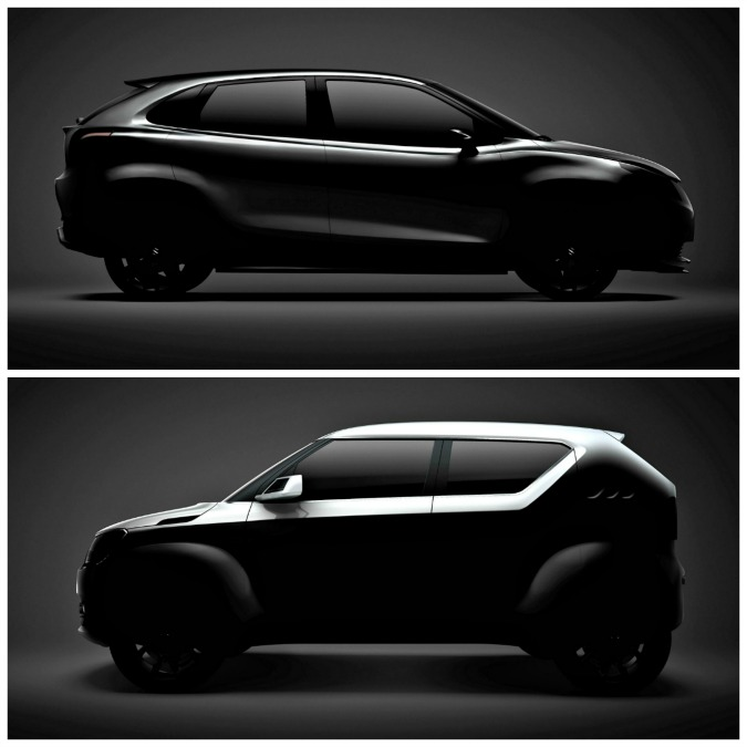 Salone di Ginevra 2015, Suzuki presenta le concept car iK-2 e iM-4