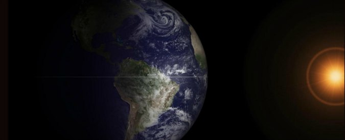 """""""La Terra aveva un sosia, un impatto fra pianeti generò la nostra Luna"""""""