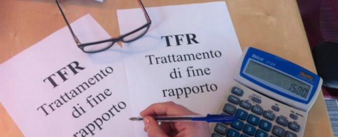 Tfr, il (faticoso) diritto dei lavoratori ad avere una liquidazione