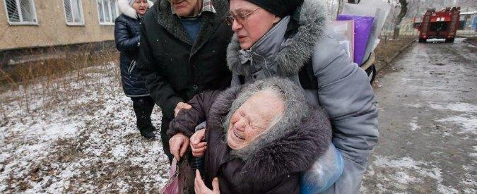 """Ucraina, razzi su base a Kramatorsk: """"Colpito residence, 15 morti e 58 feriti"""""""