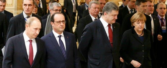 """Ucraina e Libia: esportare l""""eurodemocrazia' è un abuso di potere?"""