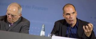 Grecia, missione impossibile Varoufakis: rievoca Weimar per farsi ascoltare