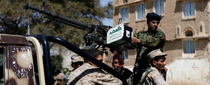 Yemen, Aqpa giura fedeltà a Isis. Londra, Parigi e Berlino chiudono ambasciate