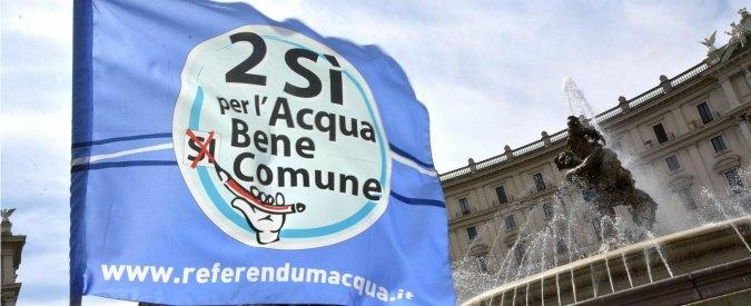 Acqua pubblica, a Rimini Comune valuta il no alla multiutility. Ma è lite nel Pd