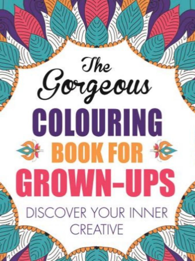 L ultimo trend per combattere lo stress  I libri da colorare (per adulti).  di Elisa Murgese 9f26003778d