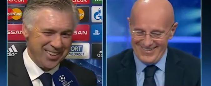 """Ancelotti cita Mussolini per difendere Sacchi: """"Molti nemici, molto onore"""""""