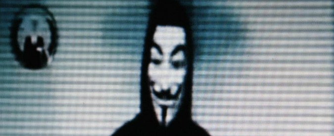 "Anonymous, attacco all'Isis: ""Sarete trattati come un virus"""