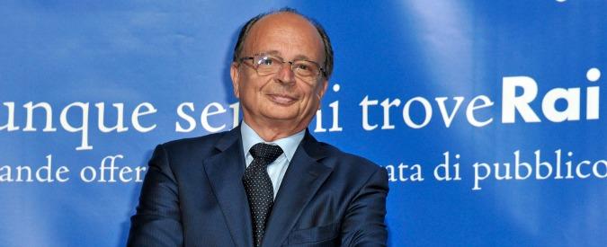 """Rai, Verro: """"Non ho scritto la lettera a Berlusconi. Montatura per farmi fuori"""""""