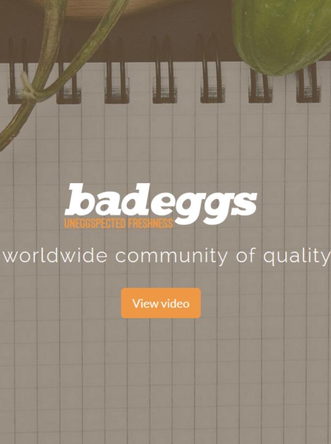 Badeggs, la piattaforma interattiva tra chef e appassionati di cucina