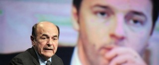 Renzi, scacco matto alla badante-Bersani