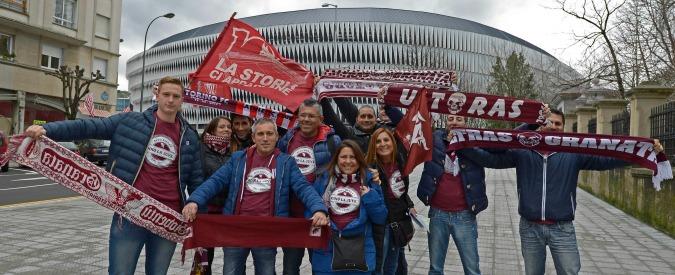 Europa League, caos solo a Roma. Ecco perché nelle altre città non è successo