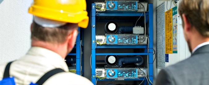 Bosch e BMW, una seconda vita per le batterie delle auto elettriche