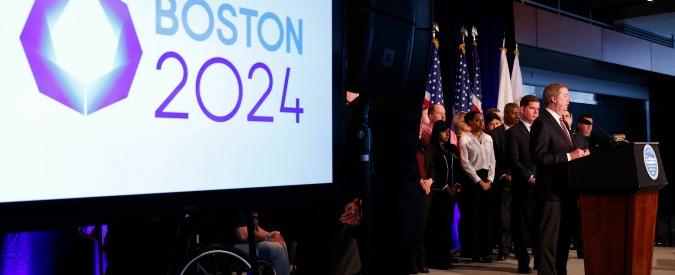 'Olimpiadi 2024? Non a Boston: utilizzare i soldi per migliorare la vita della città'
