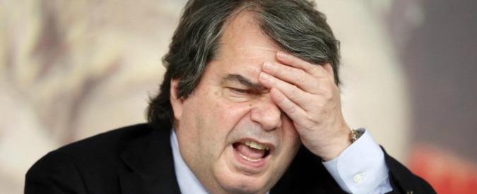 """Brunetta: """"Nel Patto del Nazareno c'era anche la norma Salva-Berlusconi sulla non punibilità dell'evasione sotto il 3%"""""""