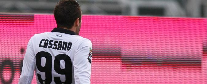 """Antonio Cassano dice no al Bari: """"E' la mia città, la amo. Giocarci? La vedo dura"""""""