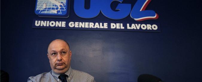 Sindacato, Ugl ancora nella bufera: nuovo segretario rimosso dal Tribunale