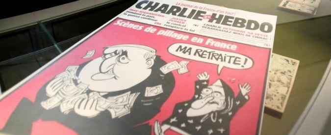 """Charlie Hebdo, in Uk cittadini """"schedati"""" per averne comprato una copia"""