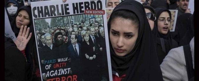 Iran, negazionismo di Stato
