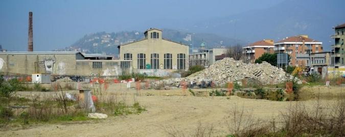 Como, area ex Ticosa: una biblioteca come monumento di archeologia industriale?