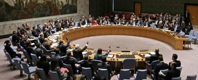 """Libia, l'Onu dice no alla guerra. L'Italia: """"Pronti a ruolo guida per stabilizzazione"""""""