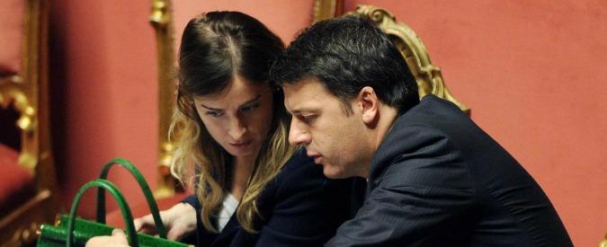 Governo Renzi, il più giovane e rosa, ma anche il meno rispettoso del Parlamento