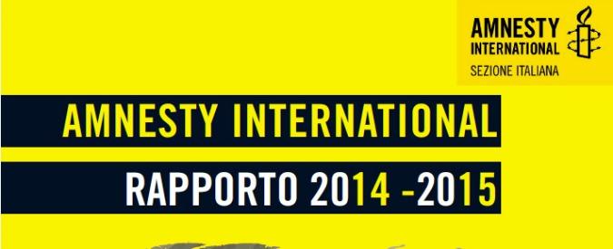 """Amnesty, allarme per Isis e Boko Haram. """"Italia male su migranti, rom e tortura"""""""