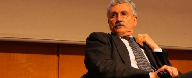 """Mattarella, D'Alema: """"Il presidente? L'abbiamo candidato noi della sinistra Pd"""""""