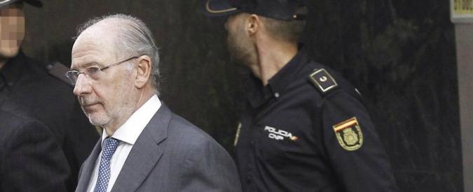 Spagna, l'ex direttore del Fmi De Rato imputato per evasione fa volontariato