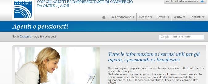 Enasarco, gli incroci pericolosi tra il sottosegretario Cassano e Futura Funds