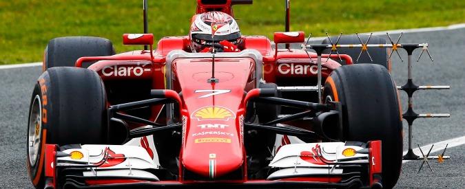 Ferrari e Valentino: inizia bene il 2015. Raikkonen e Vettel i più veloci a Jerez