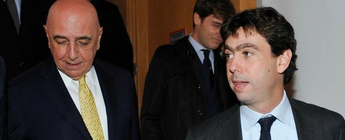 Milan e Galliani, fuorigioco di credibilità. Come il fu stile Juve – Fatto Football Club