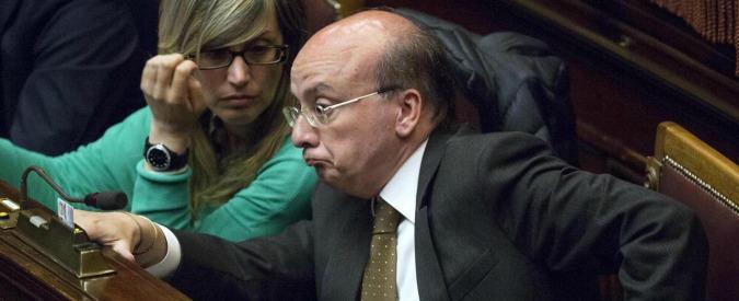 Francantonio Genovese lascia il Partito democratico e passa a Forza Italia